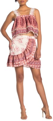 Endless Rose Pradera Mini Skirt