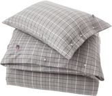 Lexington Company Lexington Authentic Checked Flannel Grey Duvet Cover - 200x200