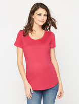 A Pea in the Pod Splendid Super Soft Maternity T Shirt