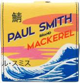 Paul Smith Mackerel print coin pouch