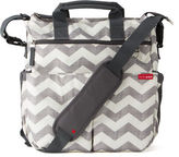 Skip Hop NEW SkipHop Duo Signature Diaper Bag Chevron