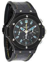 Hublot Big Bang Black Magic amfAR Watch