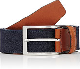 Barneys New York MEN'S DENIM BELT