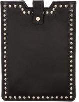 Diane von Furstenberg Studded Leather Ipad Mini Sleeve w/ Tags