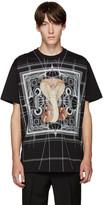 Givenchy Black Cobra T-Shirt