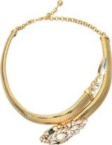 Shourouk Cobra Necklace