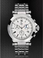 GUESS Gc B1-Class Silver Timepiece