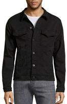 J Brand Gorn Cotton-Blend Jacket