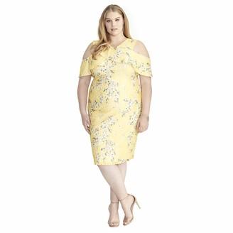 Rachel Roy Women's Plus-Size Jolie Lace Dress