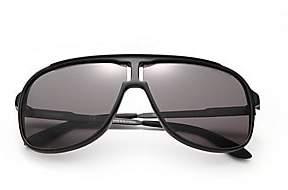 Carrera Men's New Safari 62MM Plastic Aviator Sunglasses