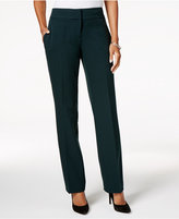 Kasper Straight-Leg Trousers