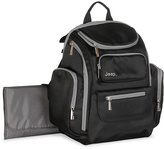 Jeep J is for Black & Gray Diaper Backpack