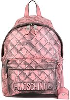 Moschino trompe-l'œil backpack