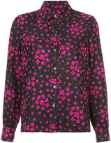Vanessa Seward four leaf clover shirt