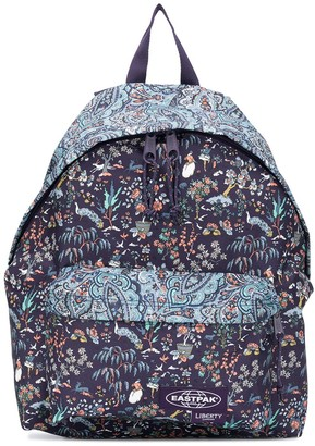 Eastpak x Ader Error printed backpack