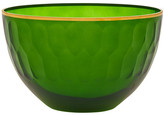Oscar de la Renta Gallery Small Glass Serving Bowl
