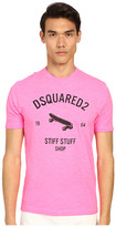 DSQUARED2 Stiff Stuff T-Shirt