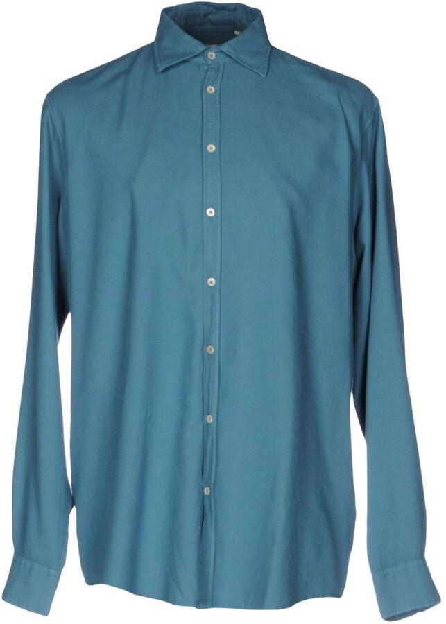 Massimo Alba Shirts - Item 38669223VH