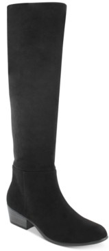 Esprit Treasure Suede Dress Boots Women's Shoes