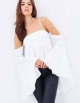 Shona Joy Cassiopea Off-The-Shoulder Top