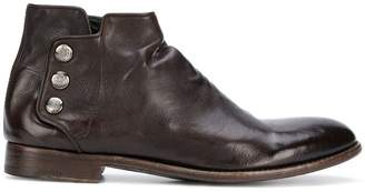 Alberto Fasciani high ankle boots