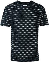 Soulland 'Fernell' jacquard T-shirt - men - Polyester/Viscose - S