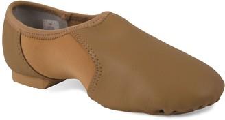 Dance Class Low Profile Girls' Slip-On Jazz Shoes