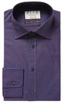 Thomas Pink Edward Check Classic Fit Dress Shirt