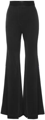Ellery High-rise flared pants