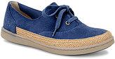 Børn Capela Suede Espadrille Detail Lace-Up Sneakers