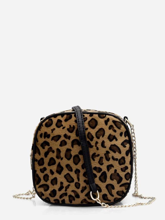 16d8a0c8cb3e Leopard Print Crossbody - ShopStyle