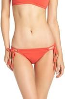 Robin Piccone Women's Side Tie Bikini Bottoms
