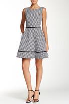 Erin Fetherston ERIN Whitney Printed Sleeveless Dress