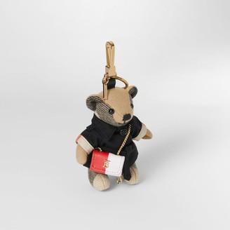 Burberry Thomas Bear Charm with Lola Bag