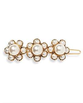 Jennifer Behr Constance Bobby Pins Â¿ Set Of 3-Pearl