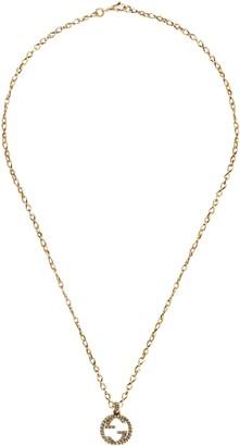 Gucci Interlocking-G Pendant Necklace