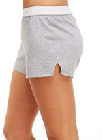 Soffe Oxford V-Notch Shorts