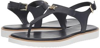 MICHAEL Michael Kors Brady Thong (Admiral) Women's Shoes