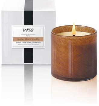 Lafco Inc. Amber Black Vanilla Signature Candle Foyer