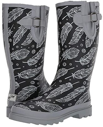 M&F Western Christy (Black) Women's Rain Boots