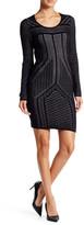 Dex Long Sleeve Sweater Dress