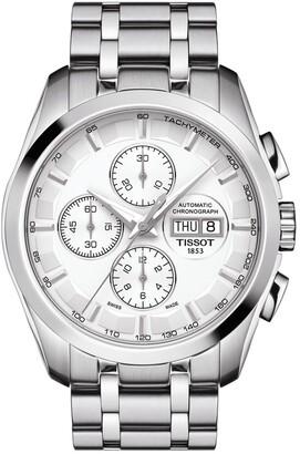 Tissot Men's Couturier Swiss Automatic Watch, 43mm