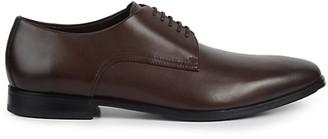 HUGO BOSS Highline Leather Derby Shoes
