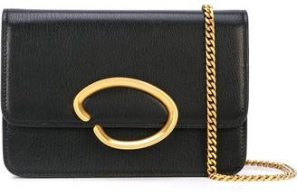 Oscar de la Renta O chain wallet