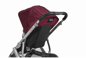 UPPAbaby VISTA Leather Handle Bar Cover (Black)