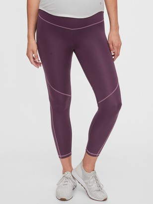 Gap Maternity 7/8 Leggings in Sculpt Compression