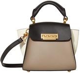 Zac Posen Eartha Mini Top-Handle Crossbody - Color-Block (Multi) Handbags