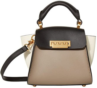 Zac Posen Eartha Mini Top-Handle Crossbody - Color-Block (Multi) Handbags