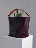 Danielle Foster KIT HOBO BAG IN BURGUNDY