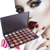 Redcolourful 35 Colors Eyeshadow Palette Pearly Lustre Matte Eye Shadow Palette Cosmetics,05#